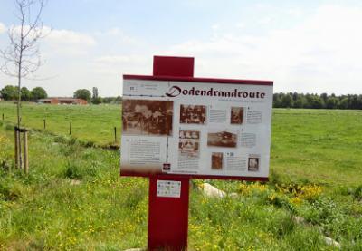 Fietstocht de Rodendraadroute omgeving Merksplas  17 mei 2015 (1)