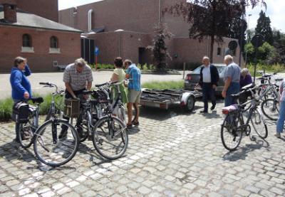 Fietstocht rond Oud Turnhout (1)