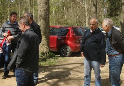 Wandeling te Oostmalle met gids  19 april 20154 (1)