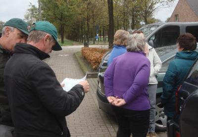 Wandeling te Ruchpen Nederland  15 november 2015 (1)